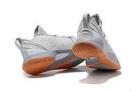 """Баскетбольные кроссовки Under Armour Curry V """"Grey/Gum"""" Low (40-46), фото 5"""