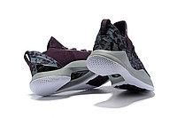 """Баскетбольные кроссовки Under Armour Curry V """"Military Purple"""" Low (40-46), фото 3"""