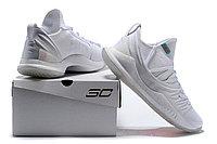 "Баскетбольные кроссовки Under Armour Curry V ""White"" Low (40-46), фото 6"