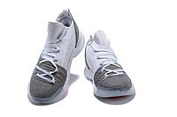 "Баскетбольные кроссовки Under Armour Curry V ""White/Grey"" Low (40-46), фото 4"