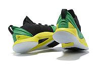 """Баскетбольные кроссовки Under Armour Curry V """"Brasil"""" Low (40-46), фото 5"""