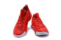"""Баскетбольные кроссовки Under Armour Curry V """"University Red"""" Low (40-46), фото 3"""