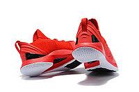 """Баскетбольные кроссовки Under Armour Curry V """"University Red"""" Low (40-46), фото 4"""