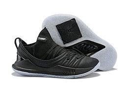 """Баскетбольные кроссовки Under Armour Curry V """"Black"""" Low (40-46)"""