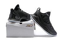 """Баскетбольные кроссовки Under Armour Curry V """"Black"""" Low (40-46), фото 6"""