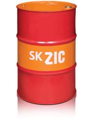 Моторное полусинтетическое масло ZIC X5 10w40 200л