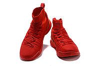 """Баскетбольные кроссовки Under Armour Curry V """"Red/Gold"""" Mid (40-46), фото 3"""