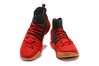 """Баскетбольные кроссовки Under Armour Curry V """"Black/Red/Gum"""" Mid (40-46), фото 3"""