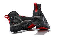 """Баскетбольные кроссовки Under Armour Curry V """"Black/Red"""" Mid (40-46), фото 5"""