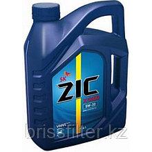 Моторное полусинтетическое масло ZIC X5 5w30 6л