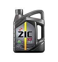 Синтетическое моторное масло  ZIC X7 Diesel 5w30 6л