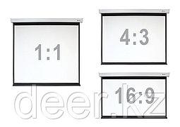 """Экран моторизированный Digis DSEF-1106 (Electra-F, формат 1:1, 112"""", 206x209)"""