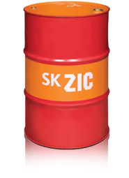 Синтетическое моторное масло ZIC X7 LS 5w30 200л
