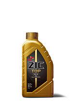 Синтетическое моторное масло  ZIC TOP 0w40 1л