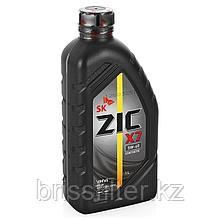 Синтетическое моторное масло  ZIC X7 5w40 1л