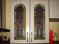 Витраж в кухонный фасад, F-7