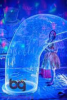 Шоу Светящихся мыльных пузырей