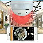 1080P Wifi камера Камерная лампа 360º , фото 2