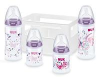 Набор бутылок Girl четыре бутылочки