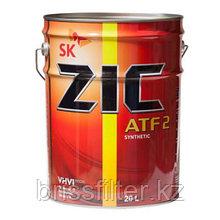 Трансмиссионное масло ZIC Dexron 2 20л