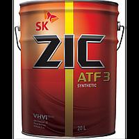 Трансмиссионное масло ZIC Dexron 3 20л