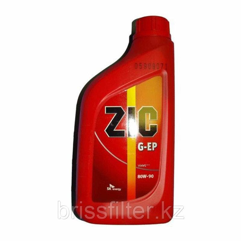 Трансмиссионное масло ZIC G-EP GL-4 80w90 1л