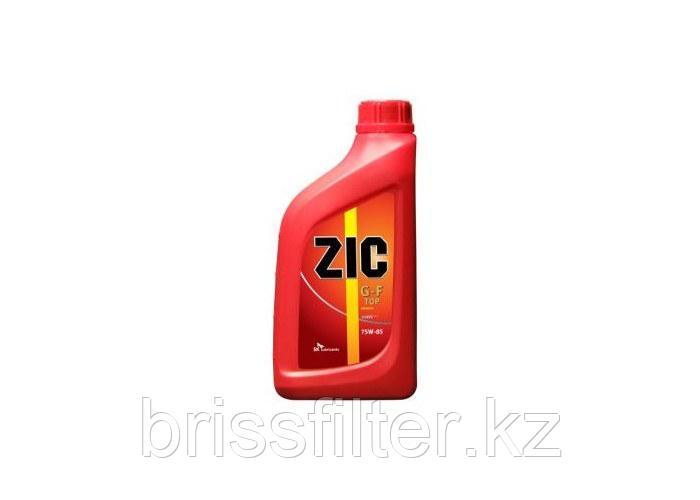 Трансмиссионное масло ZIC G-F TOP 75w85 1л