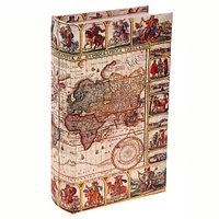 Книга сейф Карта исследователя