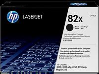 Картридж лазерный HP C4182X, Черный, На 10000 страниц (5% заполнение) для HP LaserJet 8100