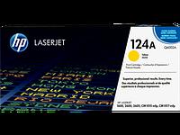 Картридж лазерный HP Q6002A Желтый На 2000 страниц (5% заполнение) для HP LaserJet 1600/2600n/2605