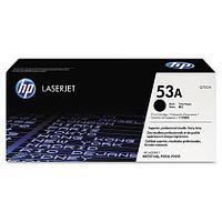 Картридж лазерный HP Q7553A, черный, На 3000 страниц (5% заполнение) для HP LaserJet P2014/P2015