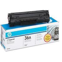 Картридж лазерный HP CB436A, черный, На 2000 страниц для HP LaserJet P1505/M1120/M1522