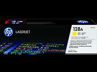 Картридж лазерный HP CE322A, Жёлтый, 1300 Color LaserJet Pro CP1525/CM1415