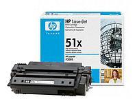 Картридж лазерный HP черный (13000 копий) для LaserJet-M3027 - M3035 - P3005. Количество страниц (ч-б) 13 000