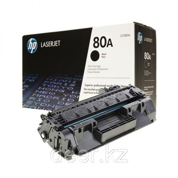 Картридж лазерный HP CF280A для принтеров LaserJet Pro M401, M425, ресурс 2700 стр., черный