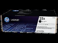 Картридж лазерный HP CF325X картридж увеличенной емкости 25X High Yield, черный