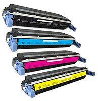 Картридж лазерный HP C9732A_S, Жёлтый, на 12000 страниц (5% заполнение) для HP Color LaserJet 5500,