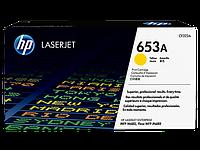 Картридж лазерный HP LaserJet 653A CF322A, Желтый, Совместимость МФУ HP Color LaserJet Enterprise M680