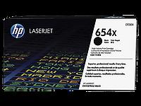 Картридж лазерный HP LaserJet увелич. емкости 654X CF330X,Черный.Совместимость HP Color LaserJet Enterprise