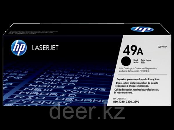 Картридж лазерный HP Q5949A_S, Черный, На 2500 страниц (5% заполнение) для HP LJ 1320 Series, LJ1160, 3390aio,