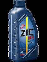 Трансмиссионное масло ZIC M5 4T 10w40 1л