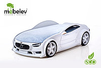 3D кровать-машина NEO ВОЛЬВО для детей до 12 лет., фото 2