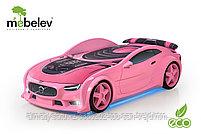 3D кровать-машина NEO ВОЛЬВО для детей до 12 лет., фото 5