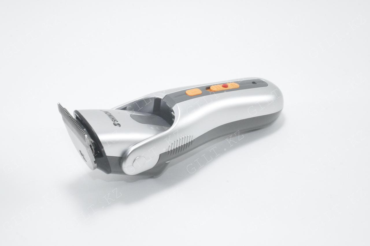 Машинка триммер для стрижки волос Shinon SH-1773, 8 в 1