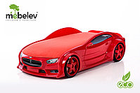 3D кровать-машина NEO ТЕСЛА для детей до 12 лет., фото 2