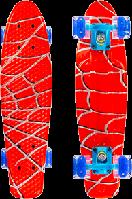 Пенни Борд Spider   (горящие колеса)