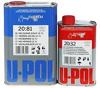 Лак U-POL 2081 1 литр