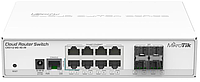 MikroTik Cloud Router Switch 112-8G-4S-IN