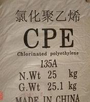 Хлорированный полиэтилен CPE135