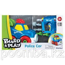Полицейская машина Build and Play Keenway